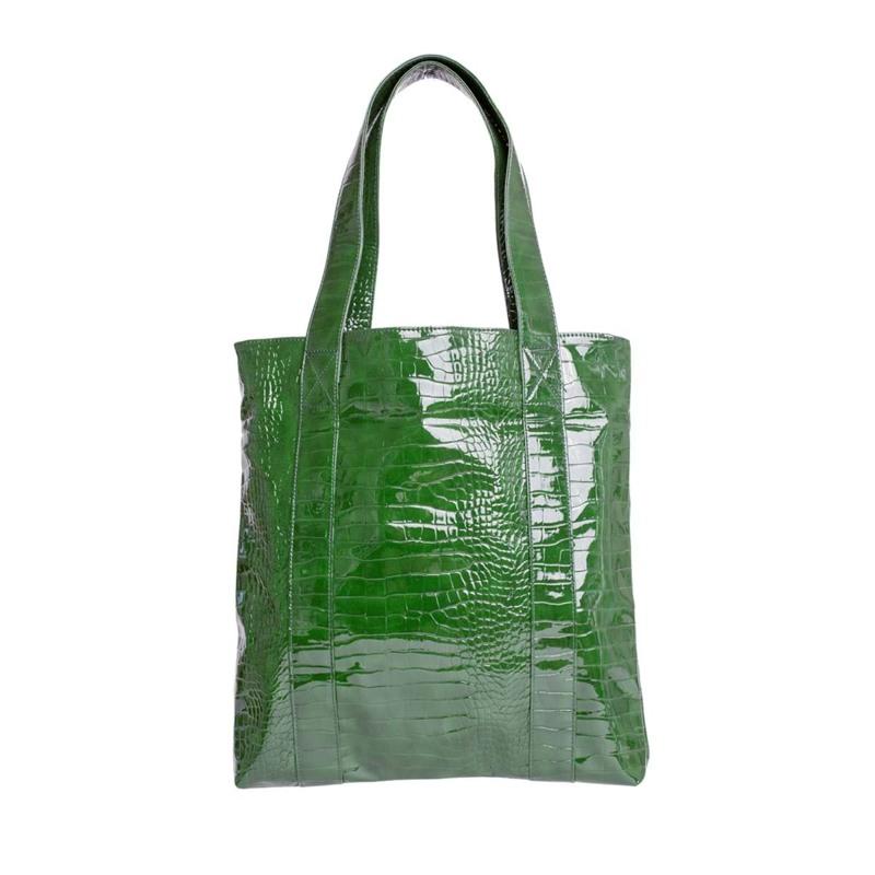 Shopper Cayman Grøn 1