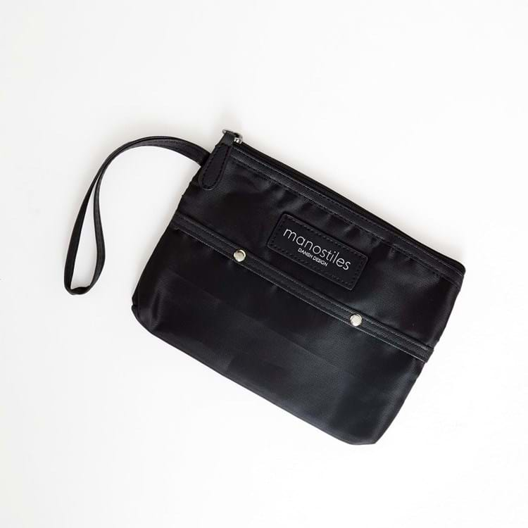 Manostiles Clutch Copenhagen by Night Sort 1