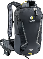 Deuter Cykelrygsæk Race Air Sort