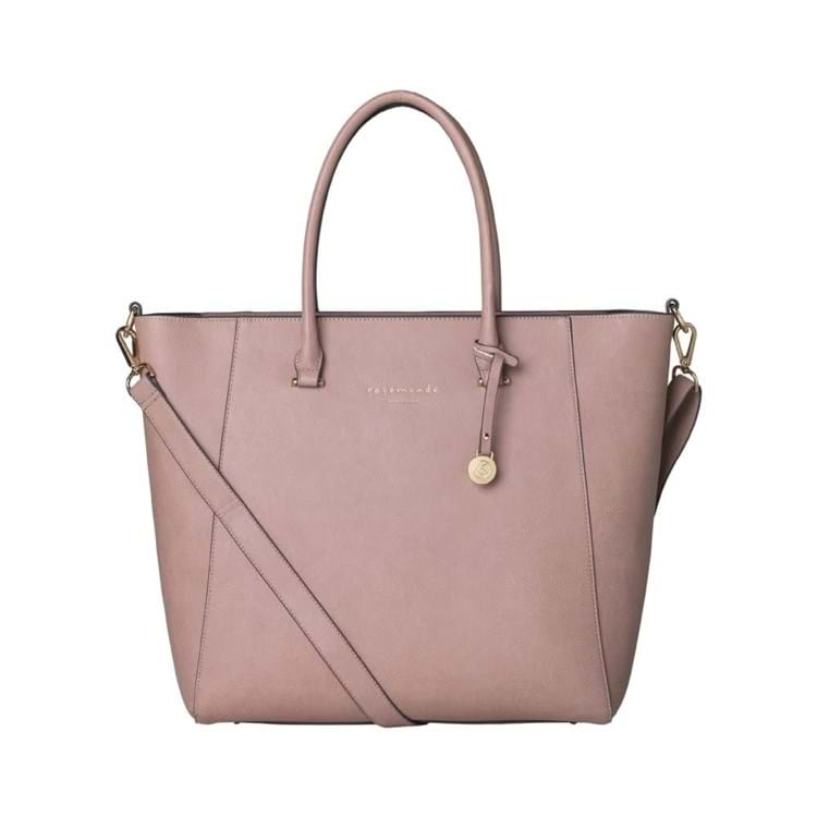 Rosemunde Shopper Rosa/Grey 1