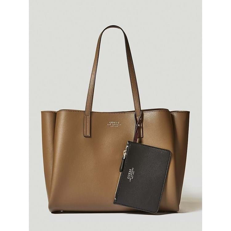 Guess Shopper Ella Girlfriend Oliven 1