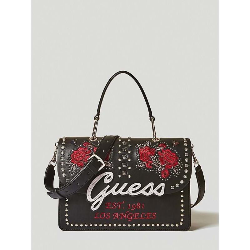 Guess Håndtaske In Love Sort 1