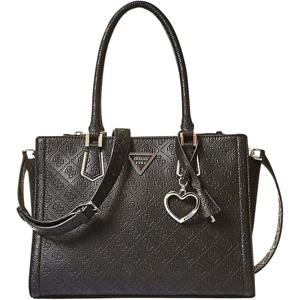 Guess Håndtaske Lyra Society Sort 1