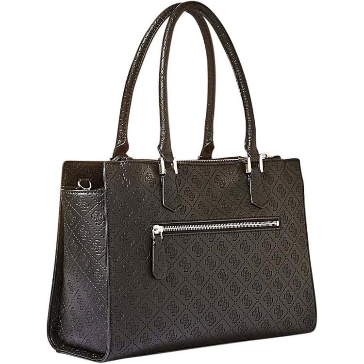 Guess Håndtaske Lyra Society Sort 2