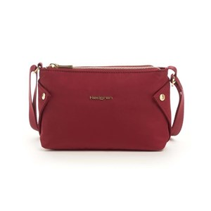 Hedgren Crossbody Triangular Bordeaux 1