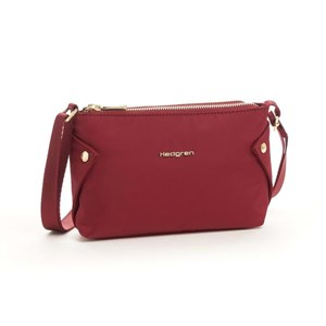Hedgren Crossbody Triangular Bordeaux 2