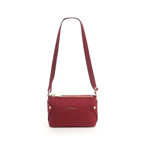 Hedgren Crossbody Triangular Bordeaux 4