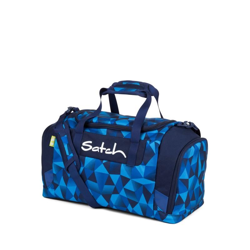 Satch Sportstaske Blå/lyseblå 1