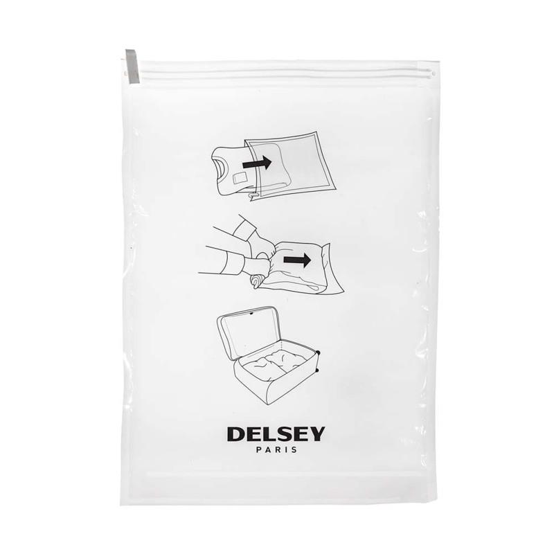 Delsey Vacuumposer Transparent 1
