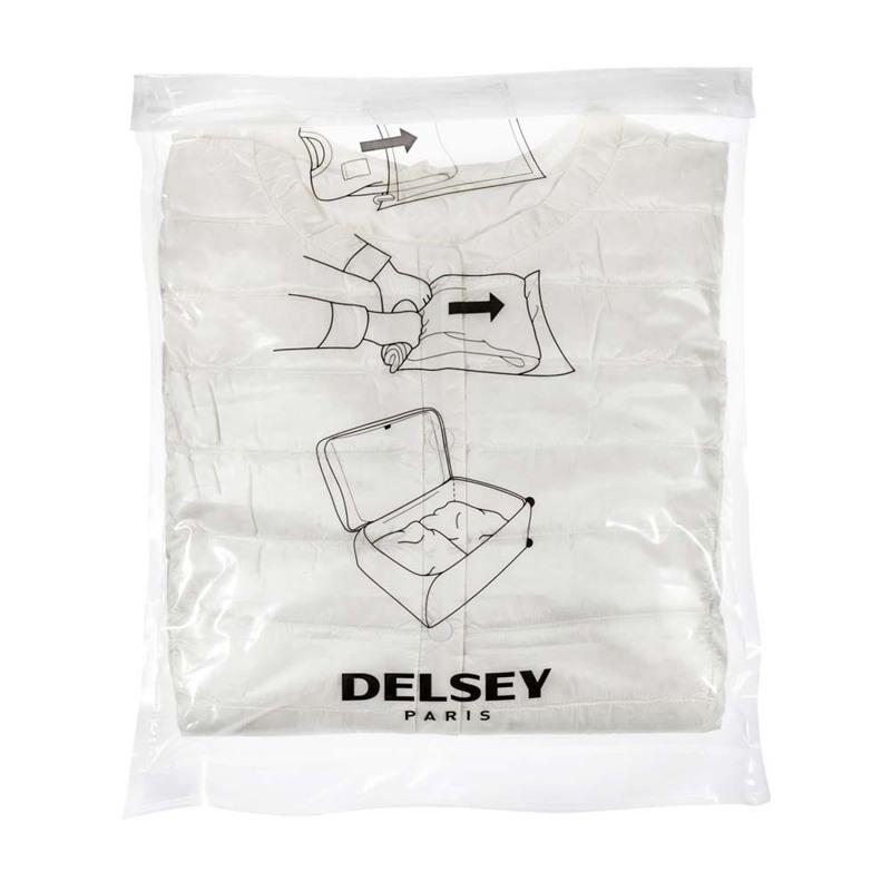 Delsey Vacuumposer Transparent 3