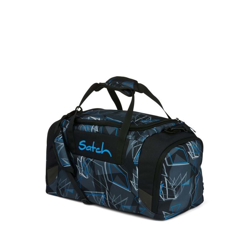 Satch Sportstaske Blå Grå 1