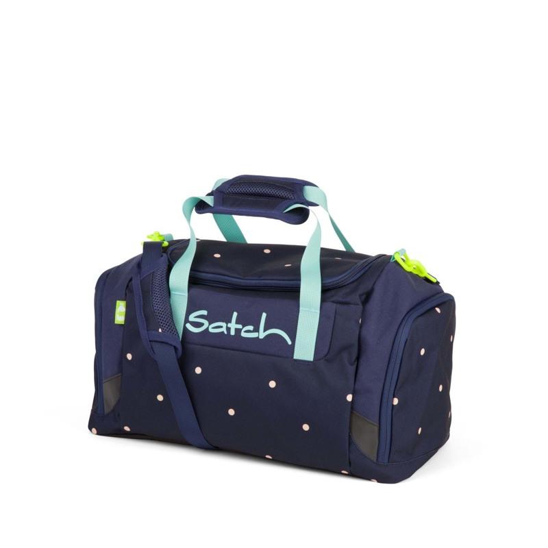 Satch Sportstaske Blå/Grøn 1