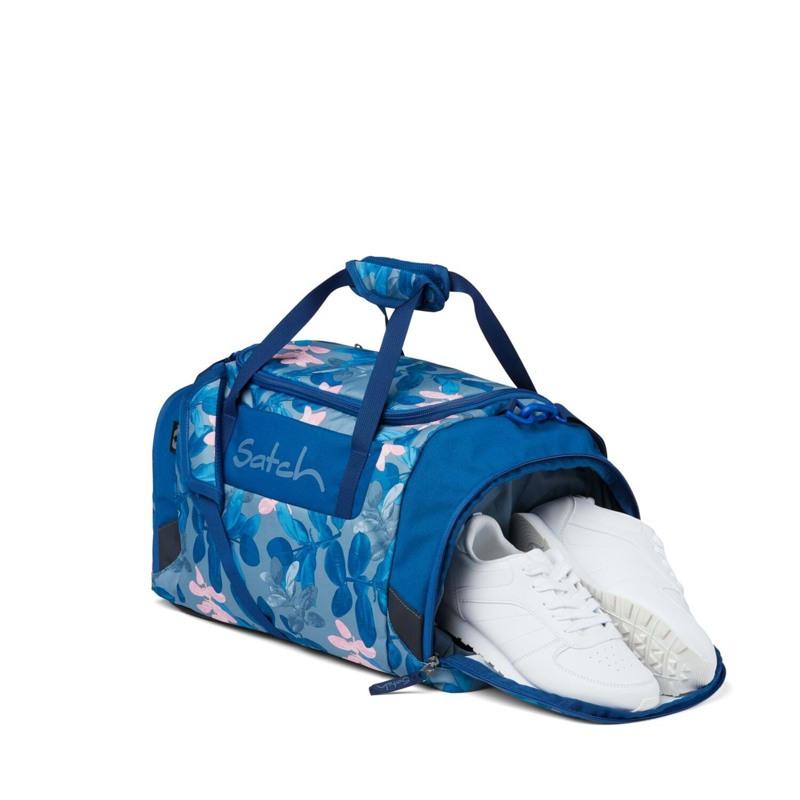 Satch Sportstaske Blå/lyseblå 2