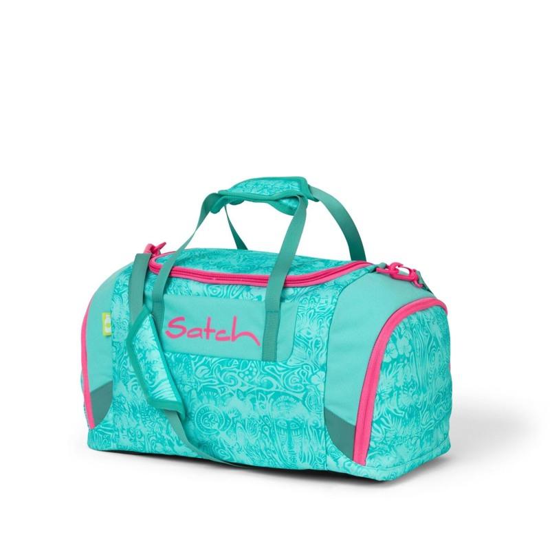 Satch Sportstaske Turkis/Pink 1