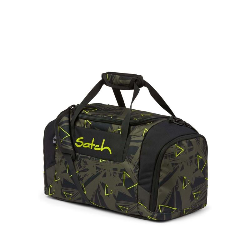 Satch Sportstaske Oliven/sort 1
