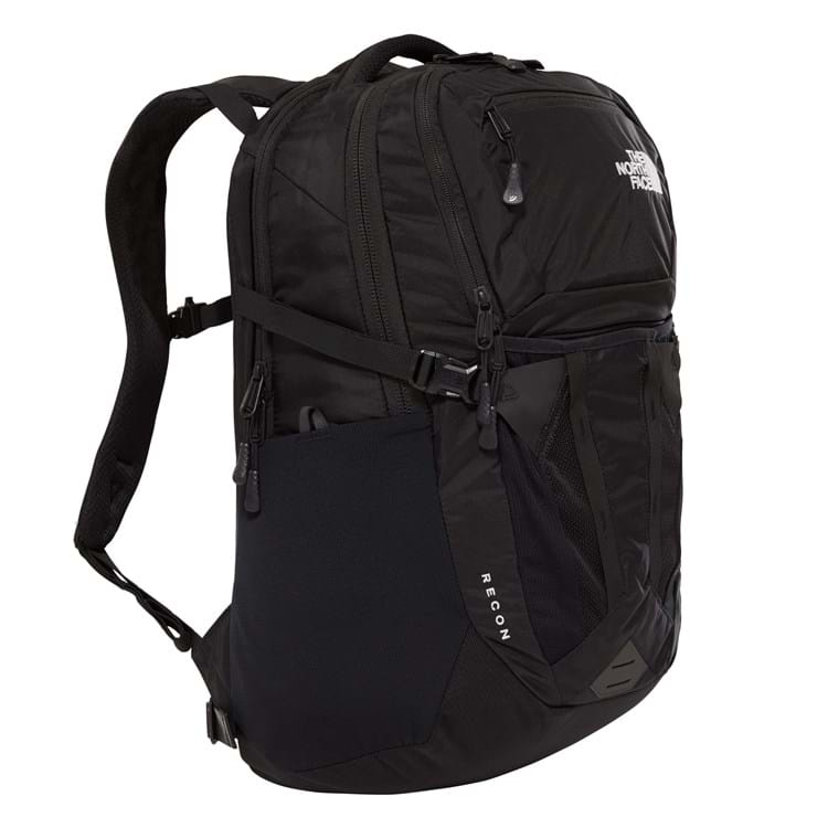 The North Face Rygsæk Recon Sort 2