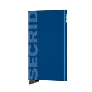 Secrid Kortholder Blå
