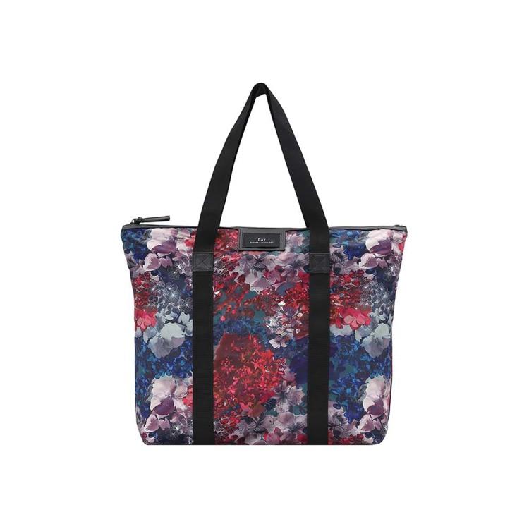 Day et Shopper Day G P Hortensia Blå m/blomst 1