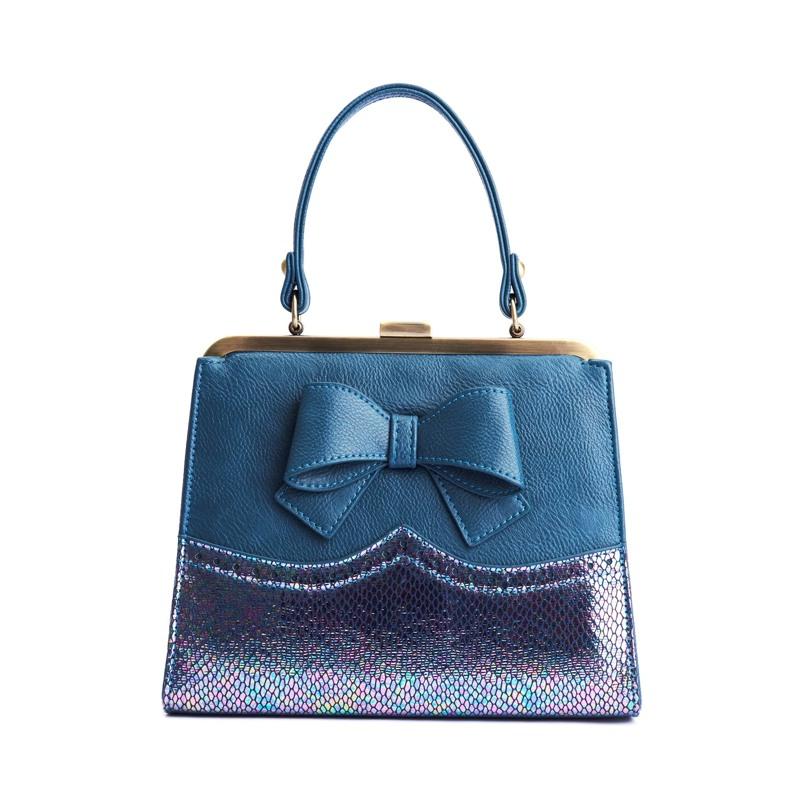 Håndtaske Blå 1