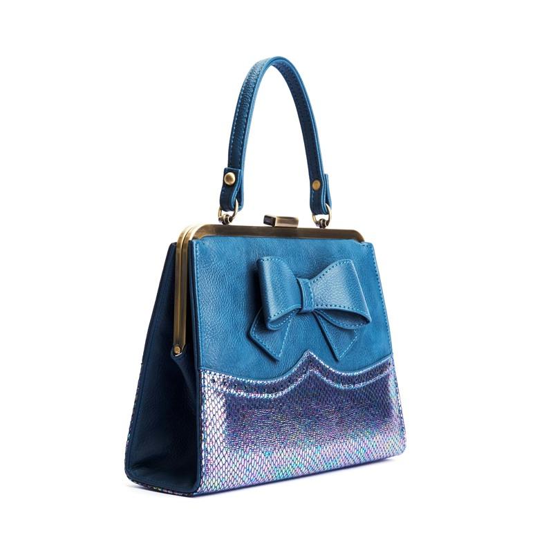 Håndtaske Blå 3