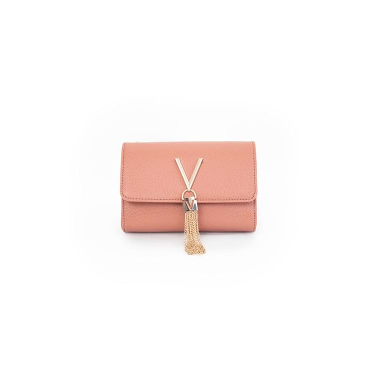 Valentino Handbags Crossbody Divina   Gammel Rosa 1