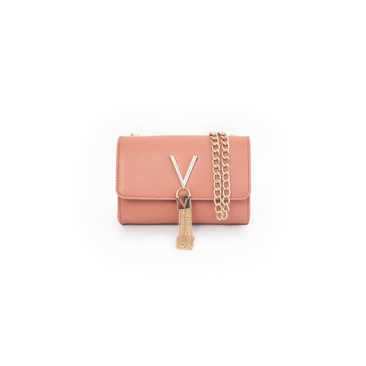 Valentino Handbags Crossbody Divina   Gammel Rosa 3