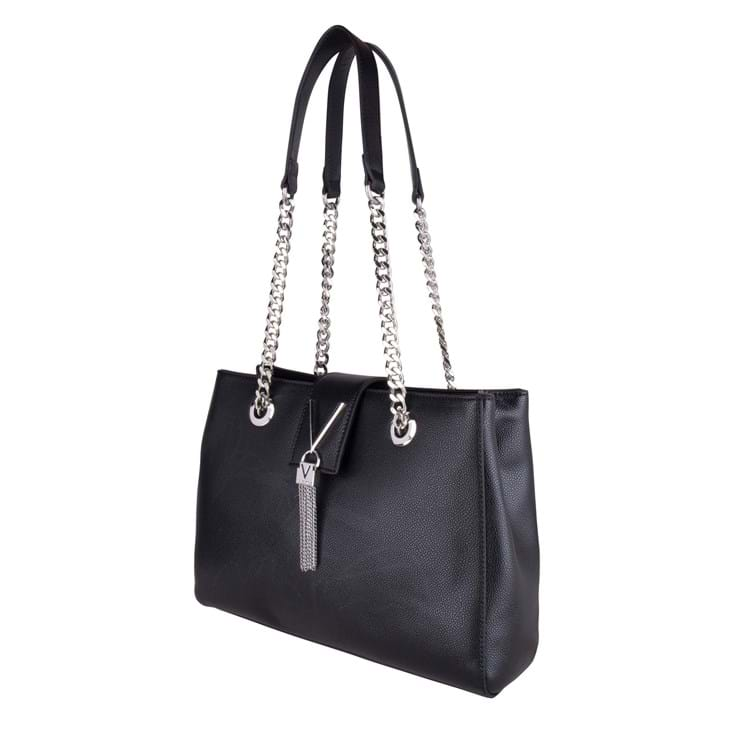 Valentino Handbags Skuldertaske Divina Sort 2