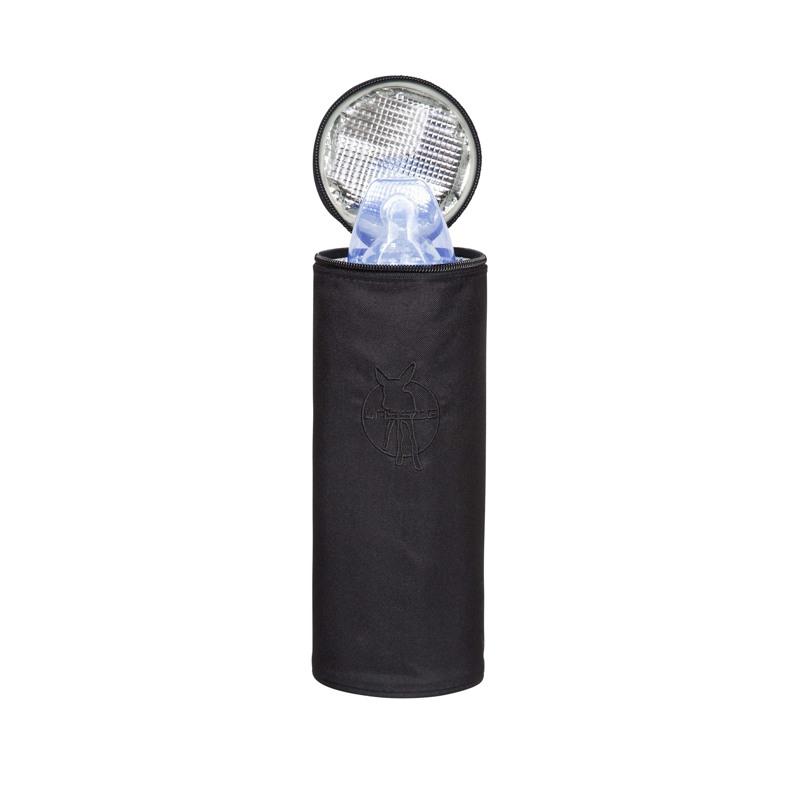 LÄSSIG Flaskevarmer Glam Sort 2