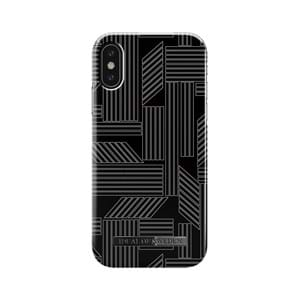 iDeal Of Sweden Mobilcover iPhone X/XS Natur m/blomst