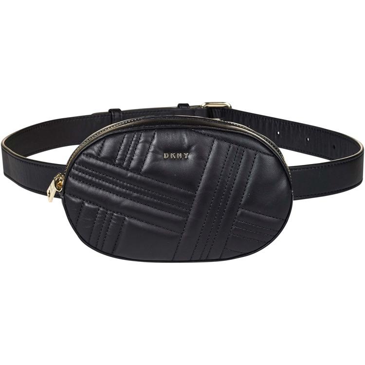 DKNY Bum Bag Allen Sort/Guld 2