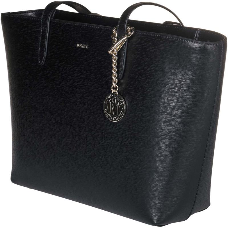 DKNY Shopper Bryant Sort/Guld 3