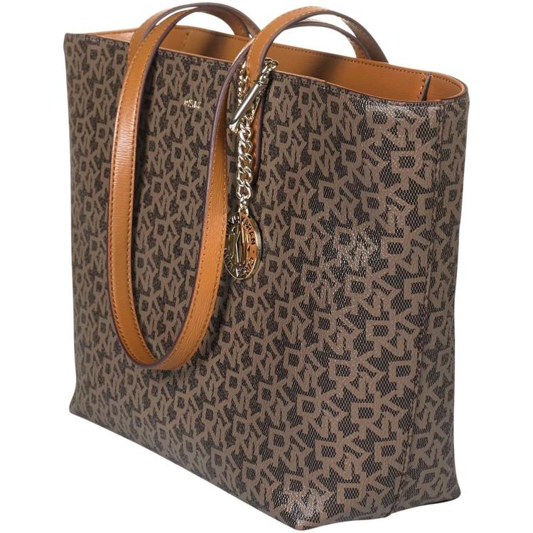 DKNY Shopper Bryant  Cognac 2