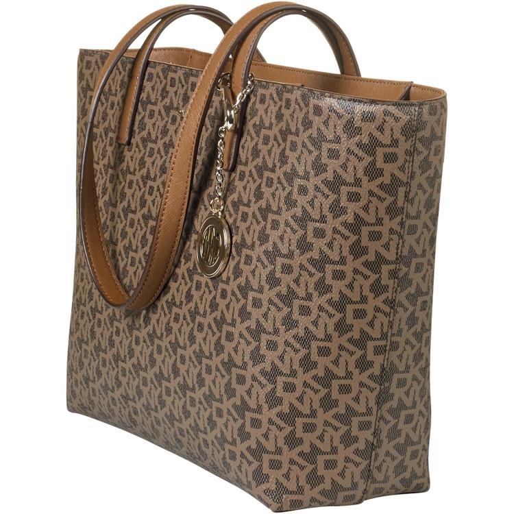 DKNY Shopper Bryant Mocca Brun 2