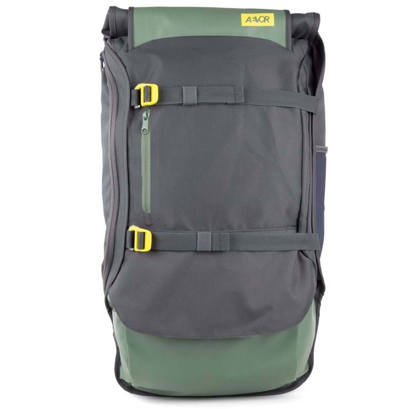 Aevor Rygsæk Travel Pack Grøn 1