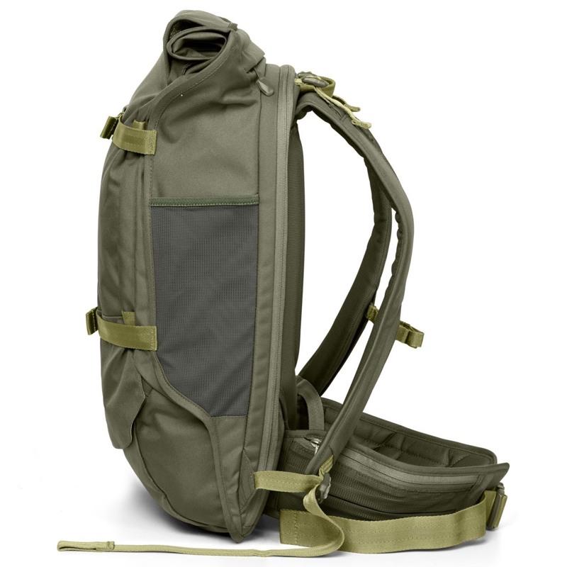 Aevor Rygsæk Travel Pack Army Grøn 2