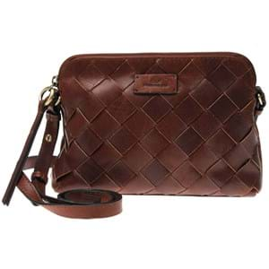 SDLR by Saddler Crossbody Seattle Brun
