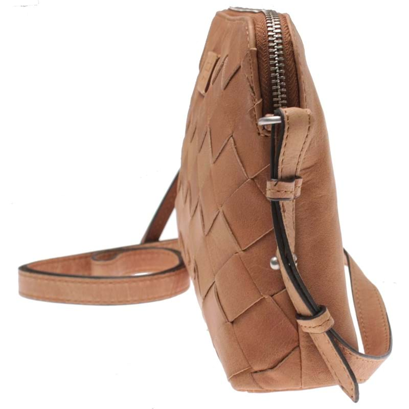Saddler Crossbody Seattle Cognac 2