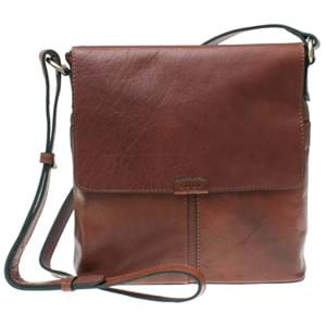 Saddler Crossbody Oslo Brun