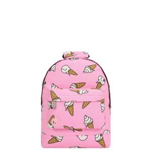Mi-Pac Rygsæk Mini Pink mønstret