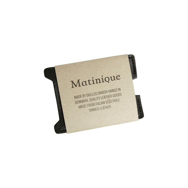 Matinique Kortholder K1 Sort 2