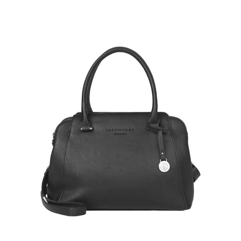 Rosemunde Håndtaske  Sort 1
