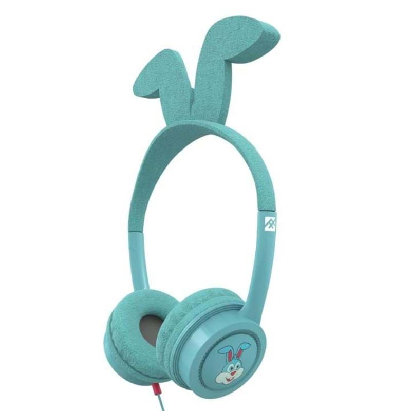 Høretelefoner Little Rockers  Turkis 1