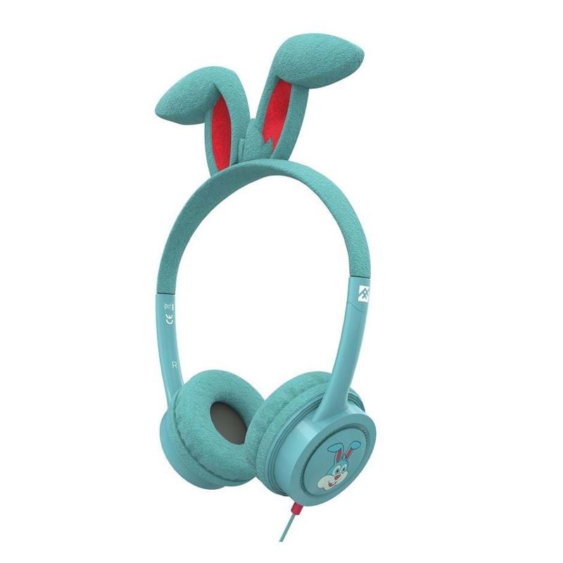 Høretelefoner Little Rockers  Turkis 2
