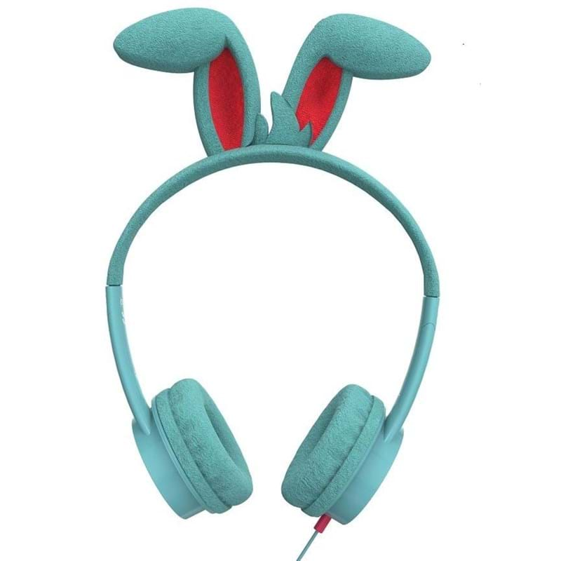 Høretelefoner Little Rockers  Turkis 3