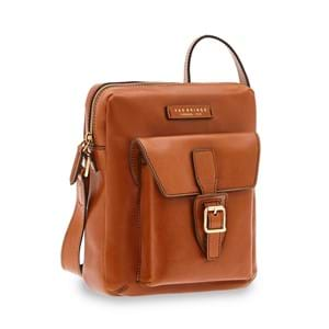The Bridge Crossbody Giannutri            Cognac 1