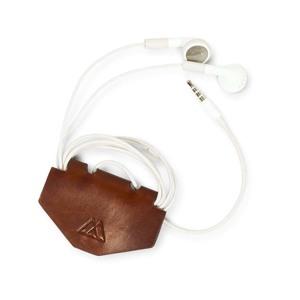 Markberg Høretelefon holder Cable Guy  Brun 4