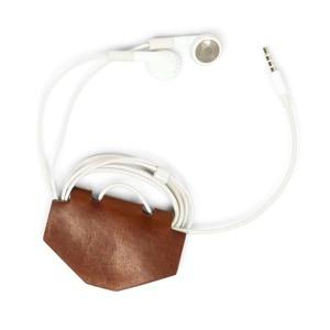 Markberg Høretelefon holder Cable Guy  Brun 5