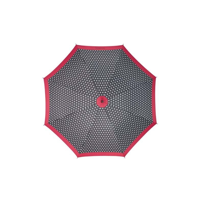 Samsonite Paraply R  Sort/Rød 1