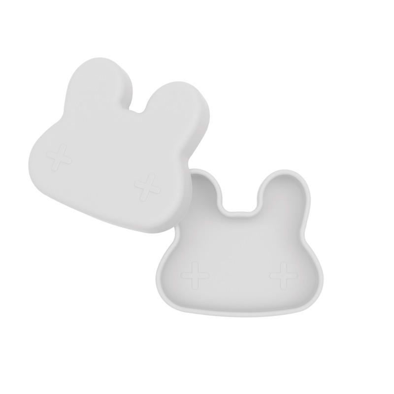 LÄSSIG Snackboks Kanin Grå 1