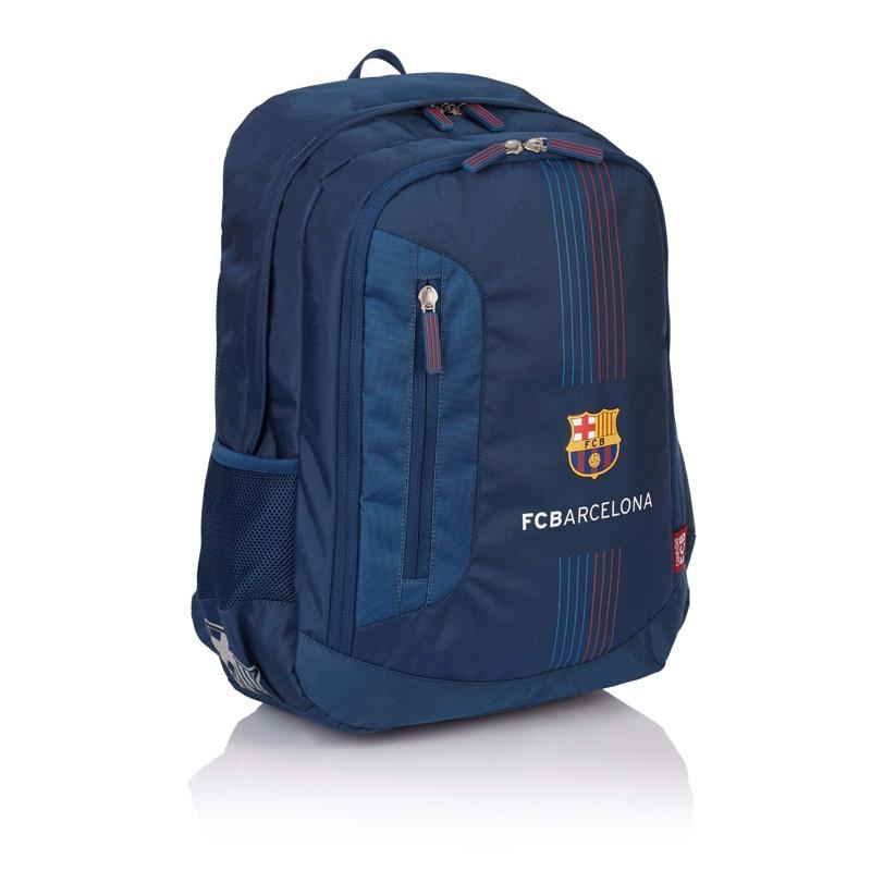 Rygsæk Junior FC Barcelona Blå 1